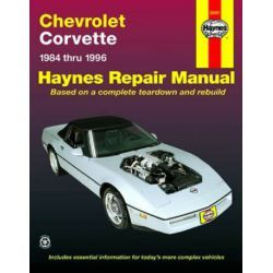 REPAIR MANUAL CHEVROLET...