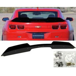 REAR TRUNK SPOILER ADD ON CHEVROLET CAMARO ZL1 10-13