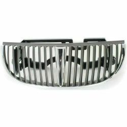 GRILL LINCOLN TOWN CAR 98-02